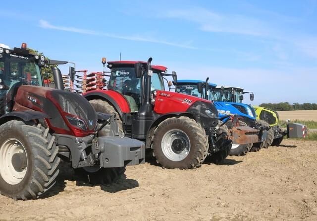 14 traktorer stiller op til Tractor Of The Year 2022