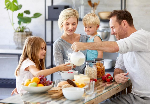 Danskerne drak mere mælk i 2020