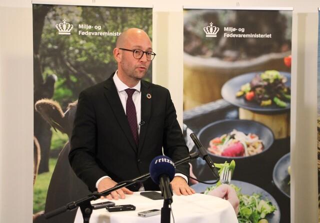 Rasmus Prehn tilfreds med en mere grøn retning for landbruget i Europa