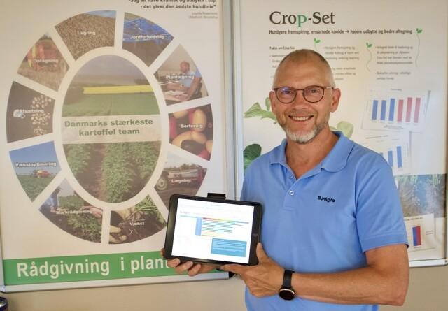 BJ-Agro lancerer ny online planteportal