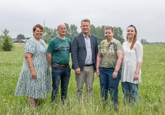 Ny bestyrelse i Dansk Limousineforening