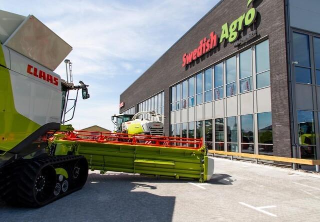 Danish Agros svenske maskinafdeling nærmer sig vendepunkt