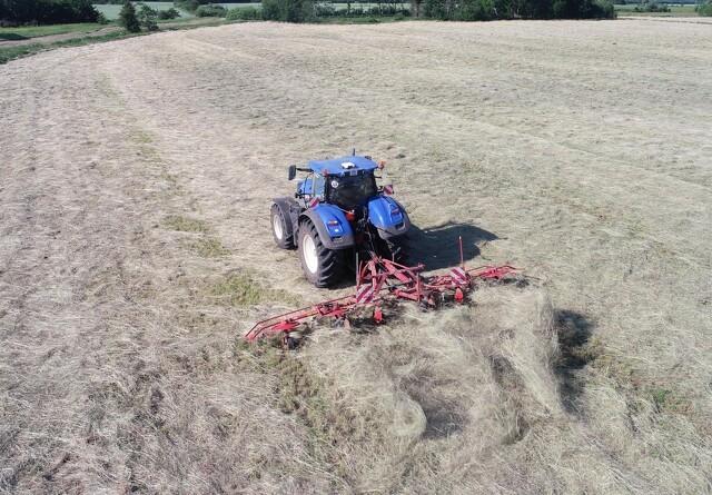 Stjålen traktor fra Løgumkloster vendte hjem