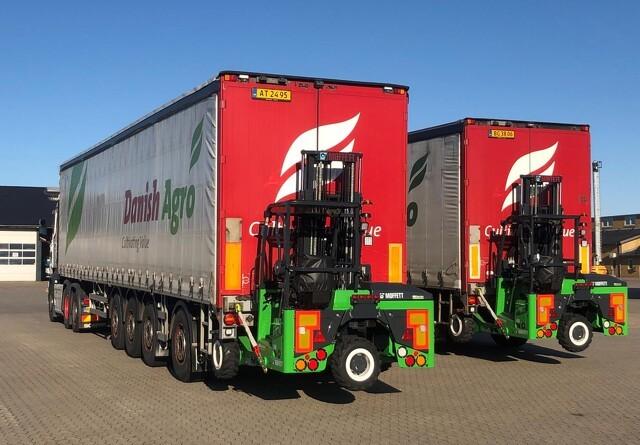 Danish Agro skifter ud til el-trucks