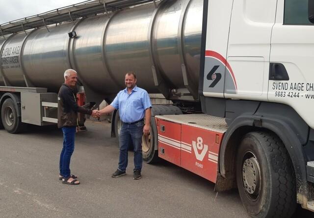 Nordjysk maskinstation udvider med tre lastbiler