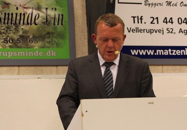 Lars Løkke: Det var en god debat