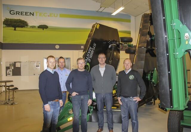 Lyngfeldt bliver GreenTec-forhandler