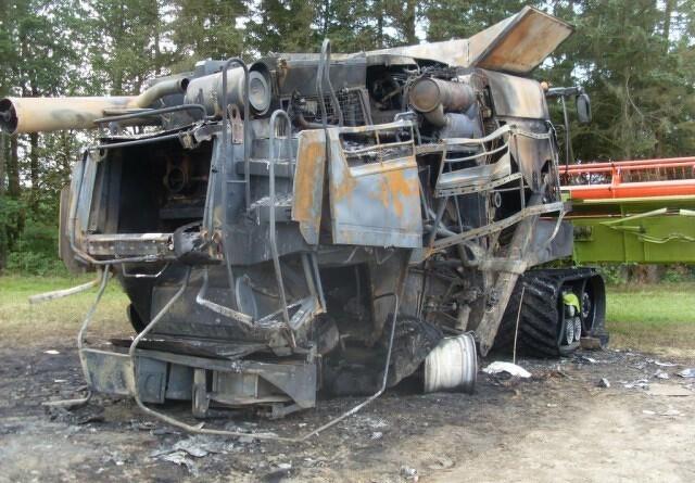 Endnu en markbrand ramte Randers