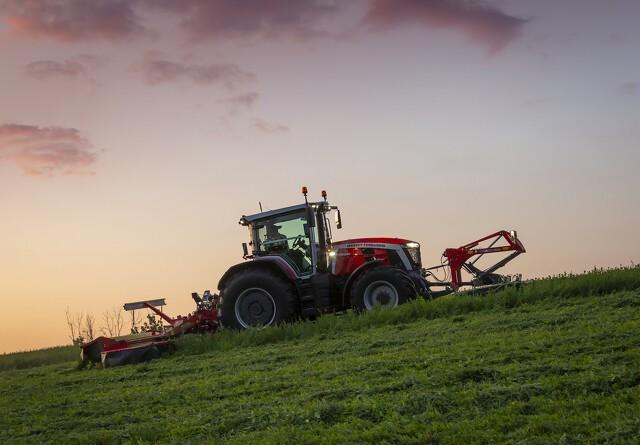 Ny traktor-serie fra Massey Ferguson