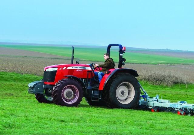 Massey Ferguson starter ny produktionslinje til  4700-serien