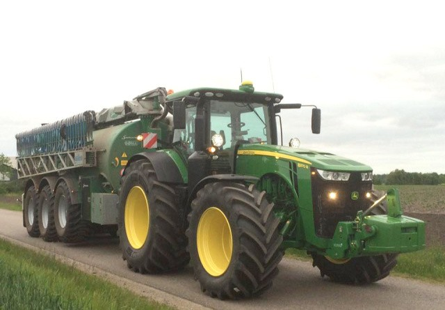 Michelin-dæk er allerede på arbejde i Danmark