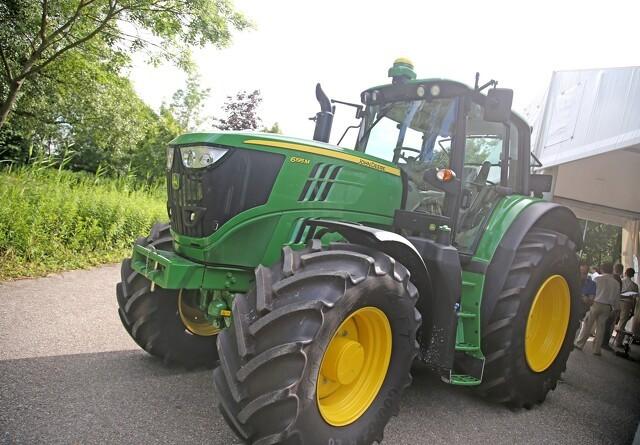 Den perfekte traktor til mælkeproducenten