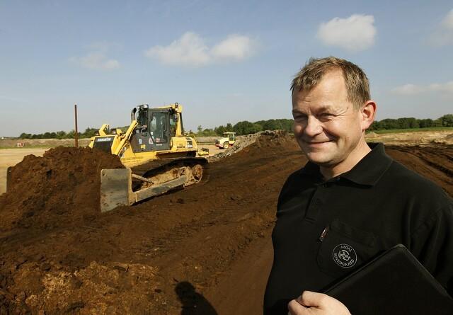 Nordjyllands største biogasanlæg tager form