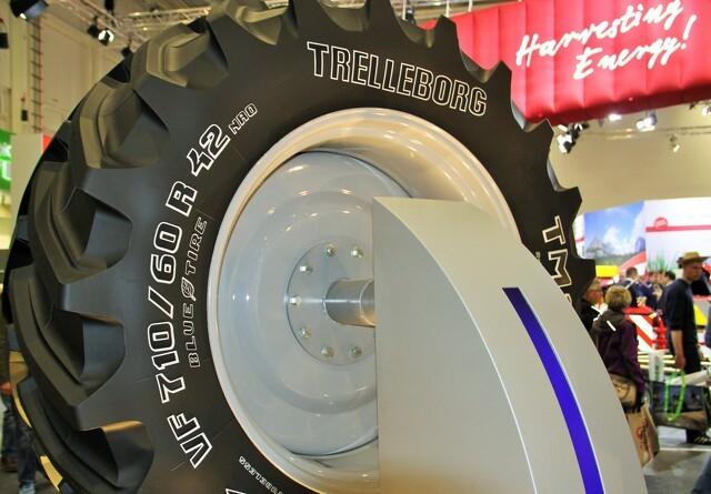 Ny dækserie fra Trelleborg