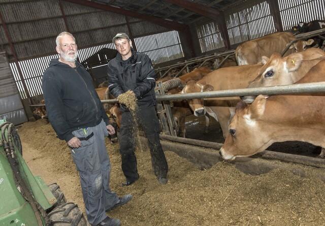Økonomien sikret hos mælkeproducent