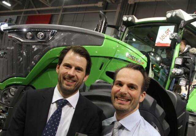 Nordmændene overrasker med traktorkøb