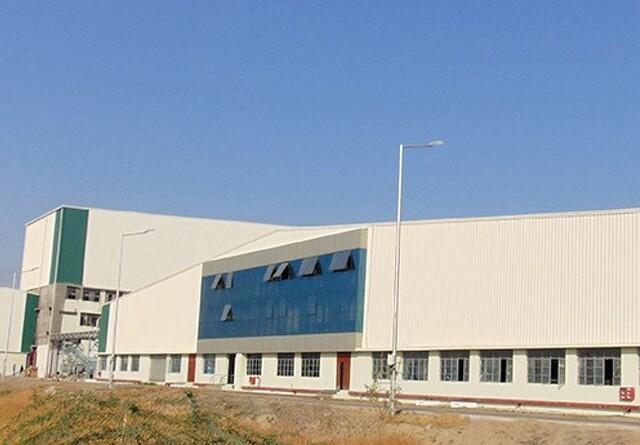 33.000 ton dæk om året på ny fabrik