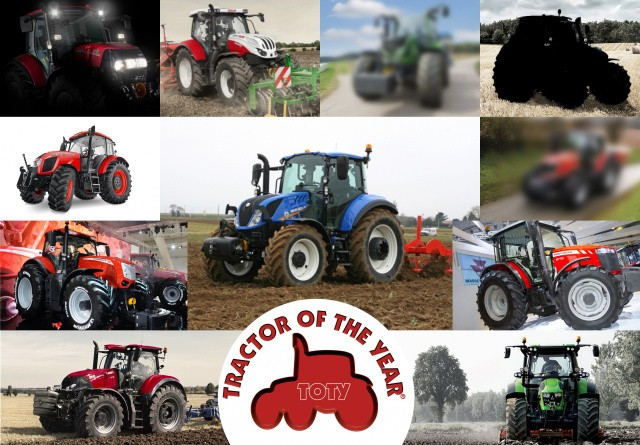 Her er kandidaterne til Tractor Of The Year 2017