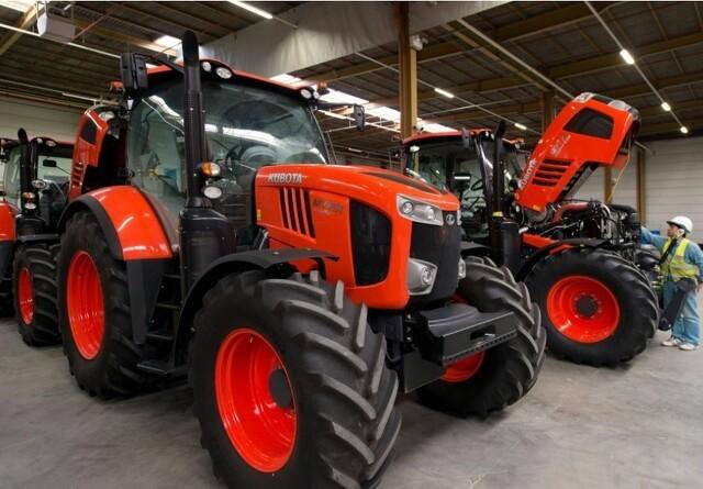 Importør: Vi vil have flere Kubota-forhandlere i Danmark