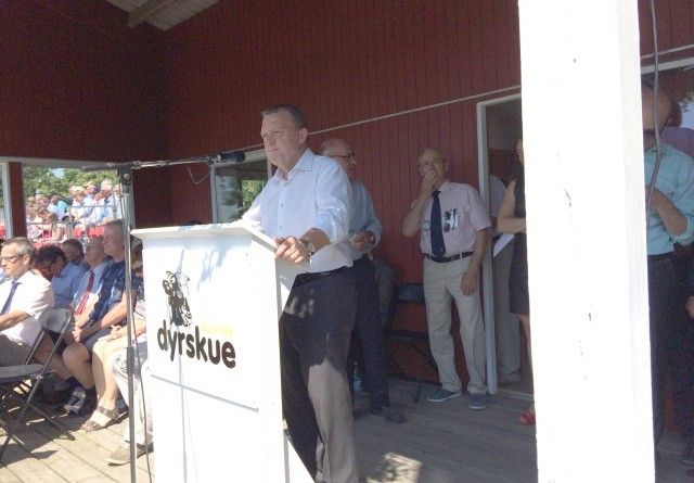 Statsminister: Vi skylder landbruget en stor tak