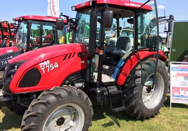 Ny traktormodel lukker hullet