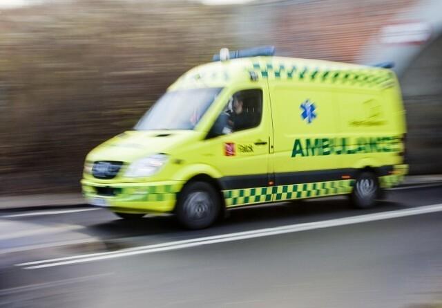 Seks personer skadet af heste på Roskilde