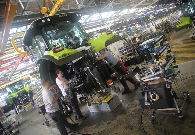 Grønne traktorer fra Le Mans til resten af verden
