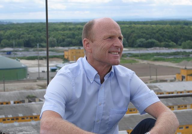 Axzon-farm i Rusland ramt af svinepest