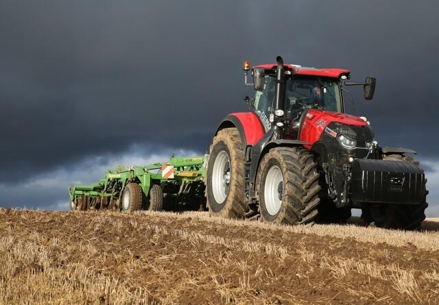 Langt flere traktorer blev indregistreret i september