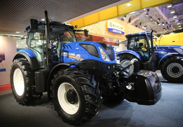 Ny prisbevidst T7 fra New Holland
