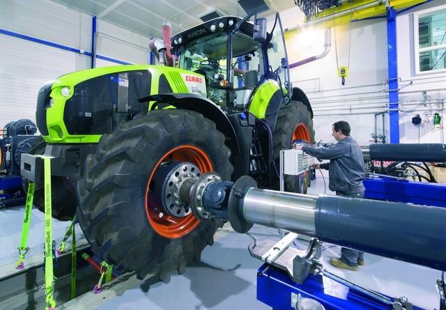 Et helt traktorliv på fire uger