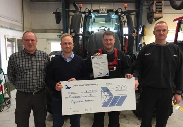 Passion for at skrue i traktorer
