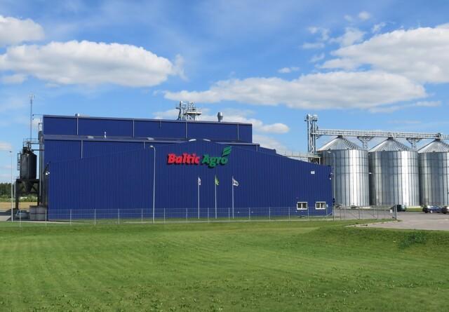 Baltisk Claas-forretning tjener penge