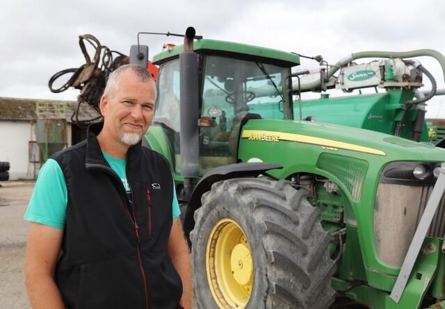 Driftsomkostninger for ny og gammel traktor er ens