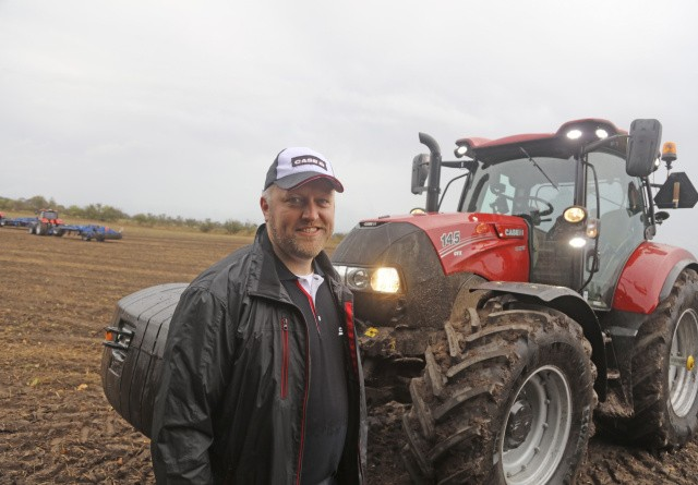 Case IH: Operationel leasing er et partnerskab