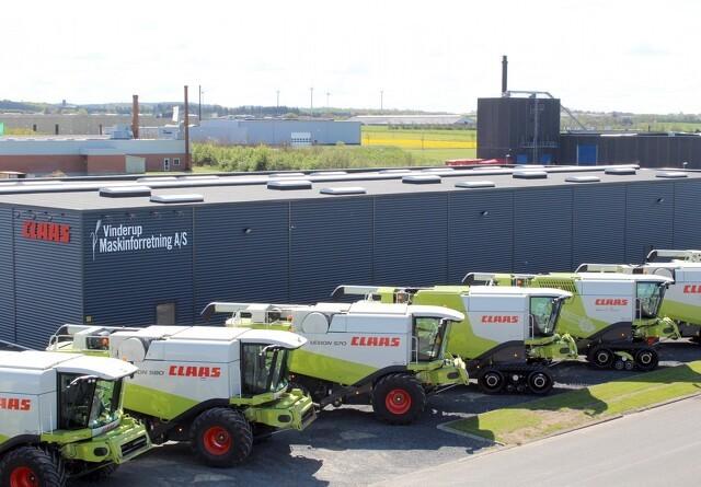 Danish Agro køber aktiemajoritet i Vinderup Maskinforretning