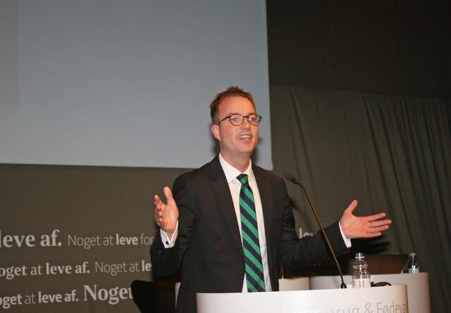 Svenskerne skal spise mere dansk økologi