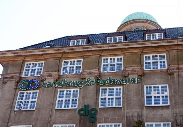 Landbrug & Fødevarer vil købe DLG's andel i Axelborg