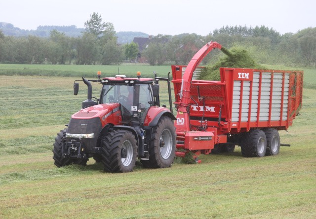 Genopstået dansk kombi-sæt skal høste afgrøder til biogas