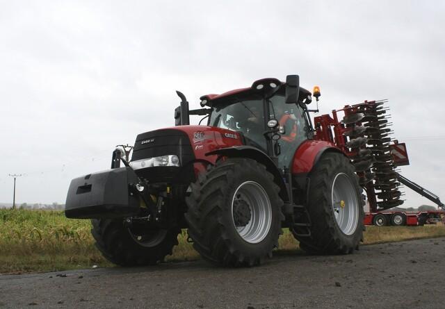 Populær traktorserie opgraderer komforten