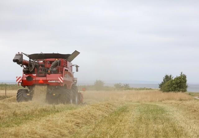 Flere alvorlige ulykker ved høstarbejde