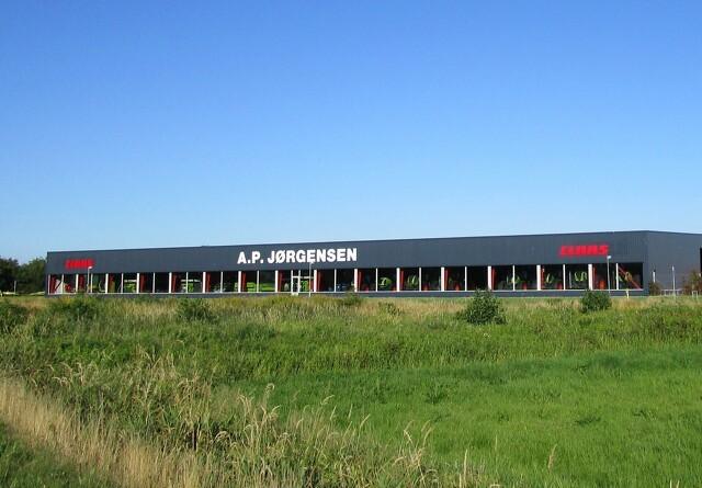 Danish Agro køber A. P. Jørgensen