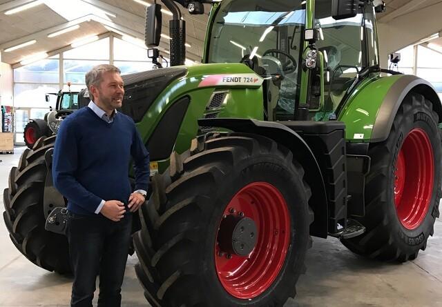Fendt klar med løsning i Kronjylland