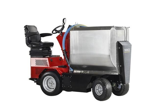 Brørup Traktor- & Maskincenter vil servicere minkmaskiner