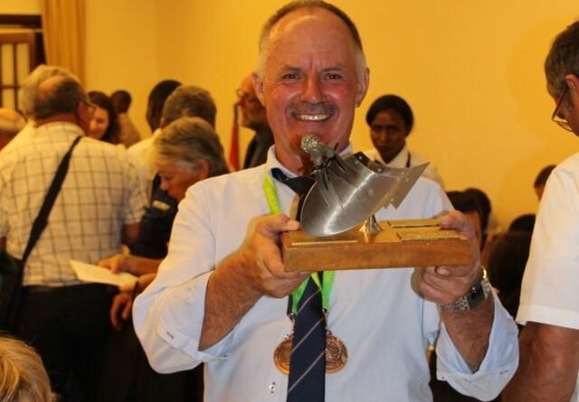 Dansker vinder bronze ved VM i pløjning i Kenya