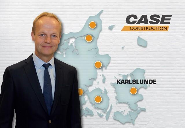 Jysk maskinforretning åbner ny lokation på Sjælland