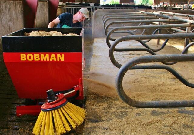 Bobman maskiner til husdyrbruget