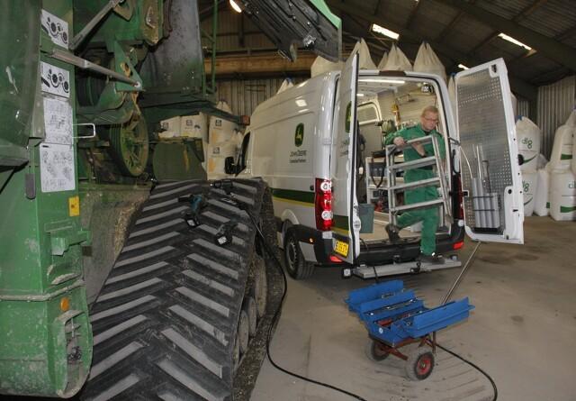 Semler Agro lukker flere afdelinger og satser på service i marken