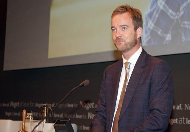 Esben Lunde Larsen: EU skal indføre byrdestop i landbrugspolitikken