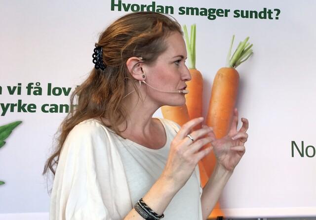Maria Reumert Gjerding valgt som ny præsident for Danmarks Naturfredningsforening